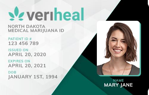 North-Dakota-Medical-Marijuana-Card-from-Veriheal