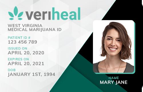 West-Virginia-Medical-Marijuana-Card-from-Veriheal